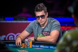 Doug Polk playing poker