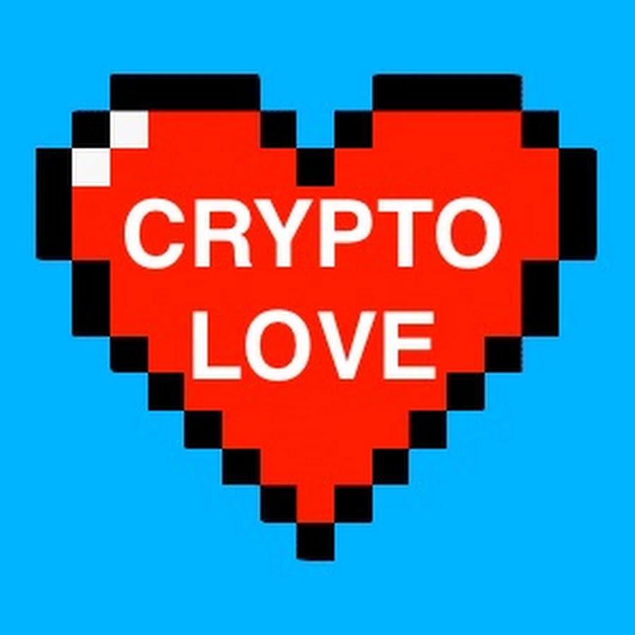 Crypto Love YouTube Logo
