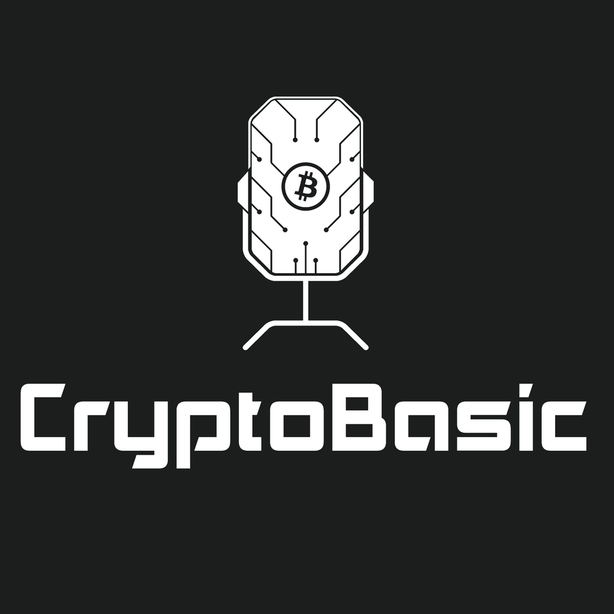 CryptoBasic Podcast Logo