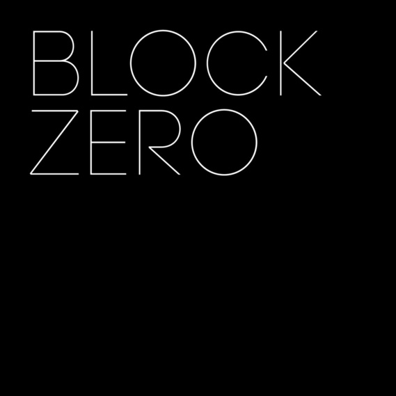 Block Zero Podcast Logo