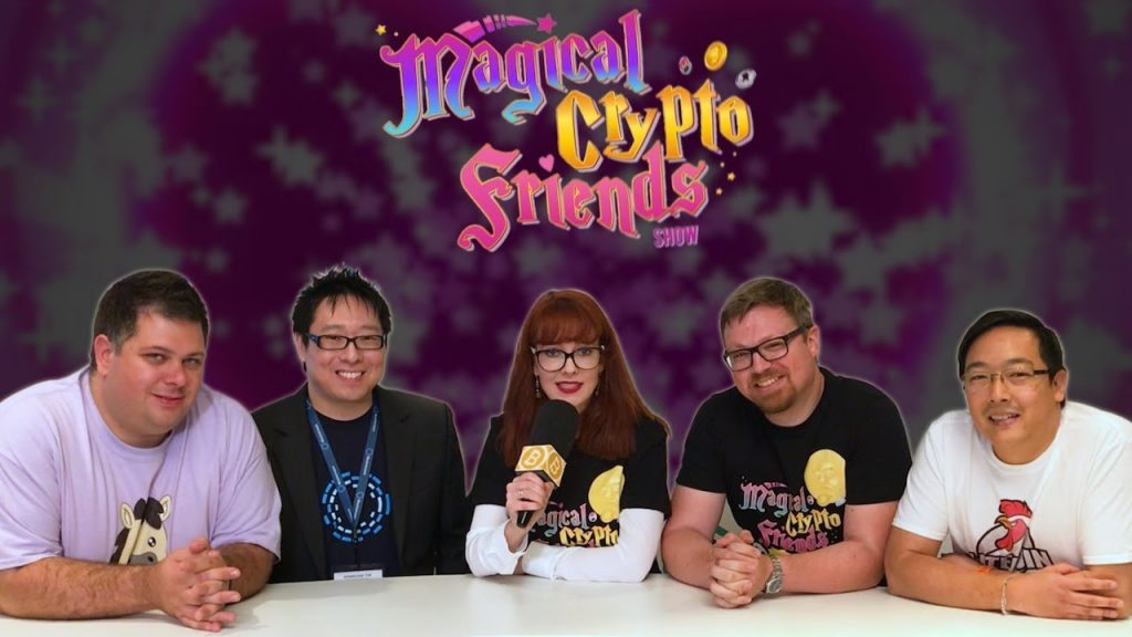 Magical Crypto Friends Show