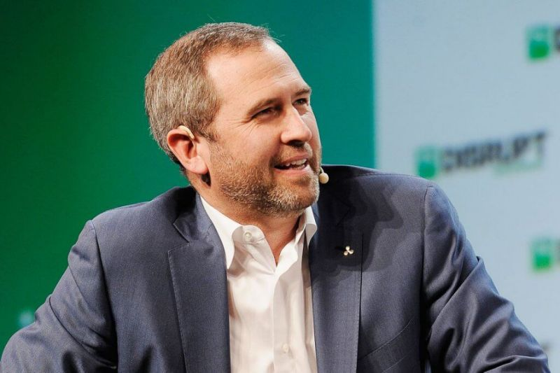 Brad Garlinghouse of Ripple