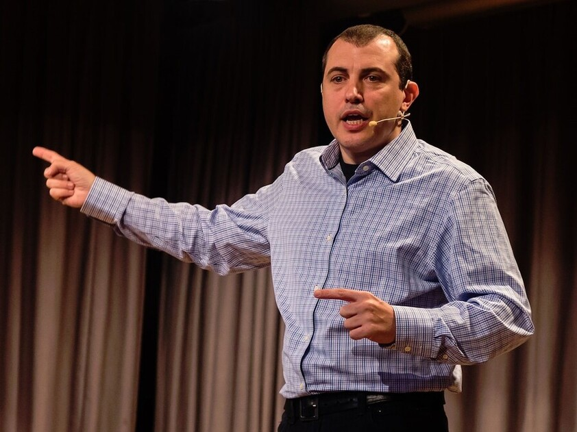 Andreas Antonopoulos Speaking
