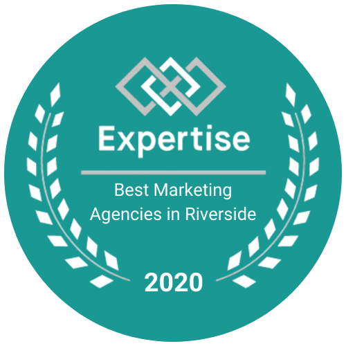 Expertise Coinbound Award Top Marketing Agency Riverside 2020