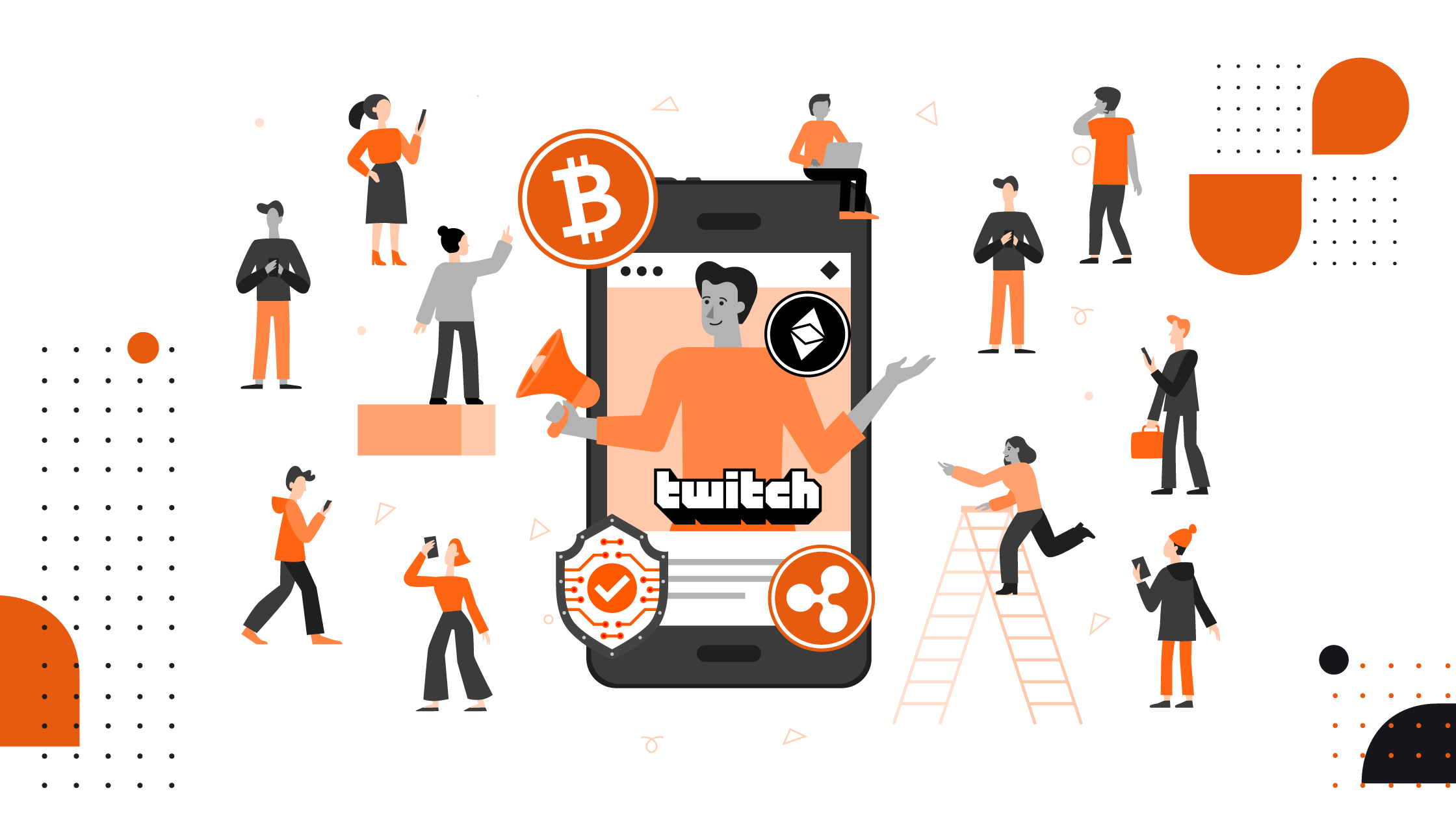 twitch bitcoin trading